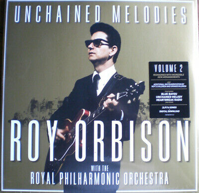 $29.99 • Buy Roy Orbison With The Royal Philharmonic Orchestra ‎- Unchained Melodies 2 X LP