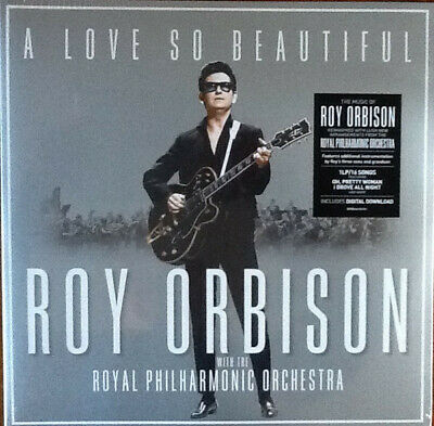 $19.99 • Buy Roy Orbison With The Royal Philharmonic Orchestra - A Love So Beautiful VINYL LP