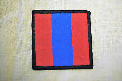 British Army - Royal Army Ordnance Corps - TRF Sew On Patch No1104 • 2£