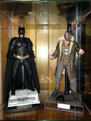$ CDN1200 • Buy Hot Toys Dark Knight Rises Batman DX-12 And Bane