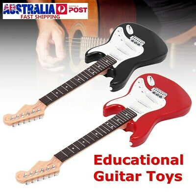 AU28.77 • Buy 25'' Children's Kids Electric Guitar Acoustic Musical Toy Instrument Music