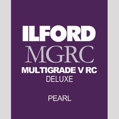 Ilford Multigrade RC Pearl 5x7 Inches 25 Sheets • 12.95£