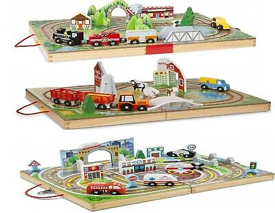 £25.99 • Buy Kids City Road Play Mat Childrens Car Road Carpet Rug Playmat Learning Toys Gift