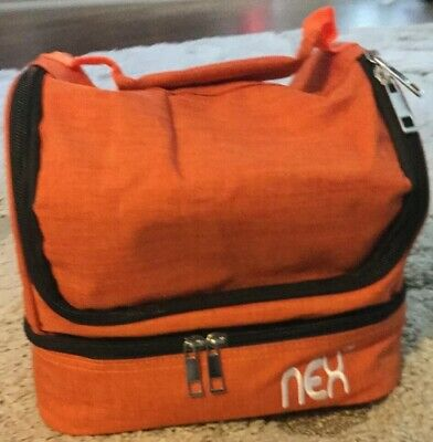 $ CDN11.35 • Buy Lunch Bag With Nex Double Decker Cooler Insulated
