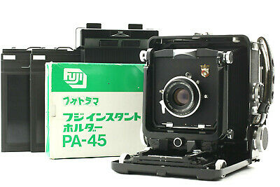 [EXC++++] Wista 45SP Large Format Camera W/ Fujinon W 125mm F5.6 Lens From JAPAN • 577.39£