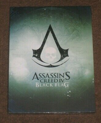Art Of Assassins Creed IV Black Flag Limited Edition Collectors Signed Slipcase • 89.99£