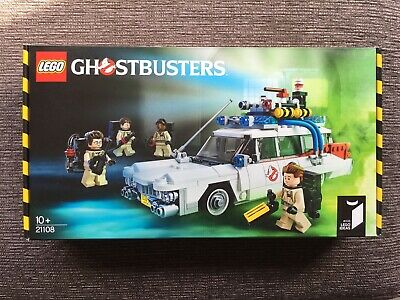 LEGO Ideas Ghostbusters Ecto-1 21108 100% Complete • 50£