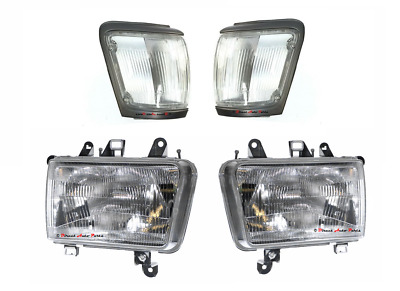 AU220 • Buy *new* Head Light Corner Lamp Suit Toyota Hilux Surf 130 4 Runner 1991- 1997 Pair