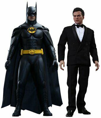 $ CDN1323.25 • Buy Movie Masterpiece Batman Returns Batman & Bruce Wayne 2Set 1/6 Scale New