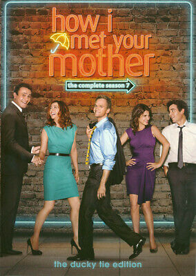 $11.57 • Buy How I Met Your Mother - The Complete Season 7 - The Duck Tie Edition (dvd)