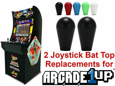 $10.95 • Buy Arcade1up Final Fight Marvel Super Heroes Star Wars TMNT, 2 Joystick Bat Tops