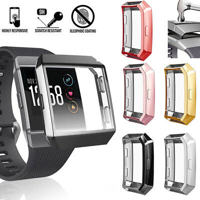 $ CDN7.83 • Buy CW_ ITS- Screen Protector Protective Case Cover For Fitbit Ionic Smart Watch Acc
