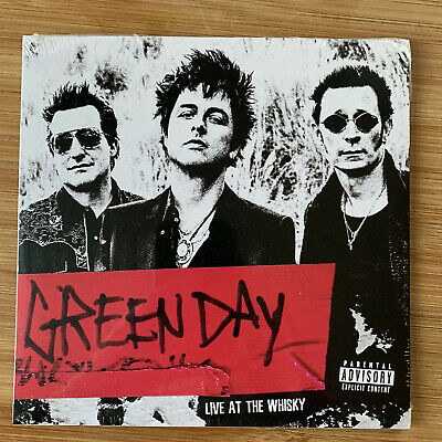 """Green Day Live At The Whiskey 7"""" Vinyl American Idiot / Father Of All... (NEW) • 22.50£"""