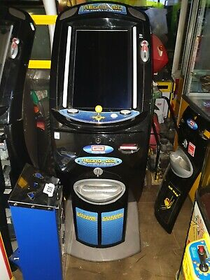 Coin Operated Stand Up Retro Video Game Arcade Machine • 700£
