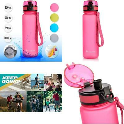 Meteor Water Bottle Fruit Infuser 350 Ml 500Ml 650Ml 1000Ml Large Reusable Bpa F • 13.99£