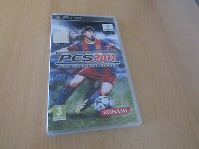 AU32.59 • Buy Pro Evolution Soccer 2011 (PSP)