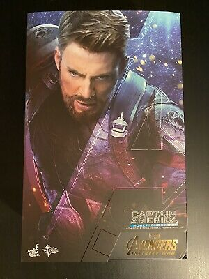 $ CDN74.24 • Buy Hot Toys MMS481 Avengers Infinity War Captain America (Movie Promo Edition) 1/6
