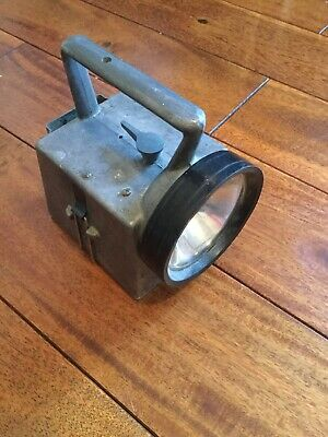 Vintage Bardic Ltd E.R. Signalling Lamp • 15£