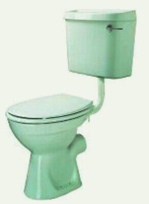 Champagne Low Level Toilet (pan, Cistern And Flush Pipe) Various Colours • 440£