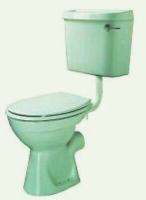 £440 • Buy Champagne Low Level Toilet (pan, Cistern And Flush Pipe) Various Colours