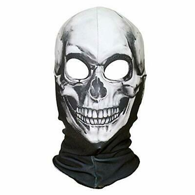 $34.27 • Buy AXBXCX Polyester Fleece Costume Skin Masks Halloween Party Full Cover Hood Mask