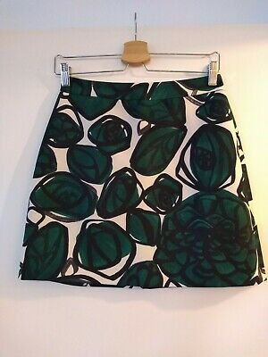 ZARA Ethnic Pattern Mini Skirt, Size SMALL • 8.99£