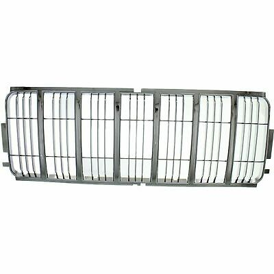 $80.95 • Buy Grille Insert Chrome Fits 2002-2003 Jeep Liberty CH1200266