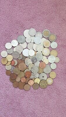 Mixed Foreign Coins - Europe And World Coins, Mixed/unassorted • 0.99£