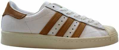 $ CDN66.28 • Buy [BB2229] Adidas Superstar 80s Footwear White/Gold Metallic Men's