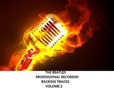 £18.99 • Buy The Beatles Professional Recorded Backing Tracks Volume 2