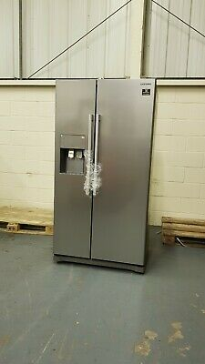 View Details Samsung RS50N3513SA RS3000 91cm Frost Free American Fridge Freezer Metal Graphit • 699.00£