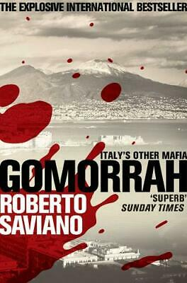 Gomorrah: Italy's Other Mafia, Saviano, Roberto, New Book • 4.99£