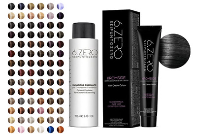 Professional Hair Colours 100ml 91 Shades + 200ml Peroxide 20/30/40 Vol • 10.99£