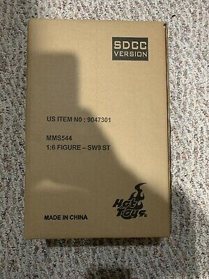 $ CDN264.48 • Buy SDCC 2019 Hot Toys Star Wars 9 Rise Of Skywalker Red Sith Trooper MMS544 Sealed