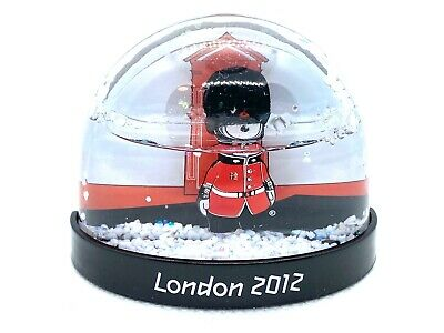 £7.50 • Buy Magnetic Snow Globe London Olympics 2012 Queens Guard Official Merchandise
