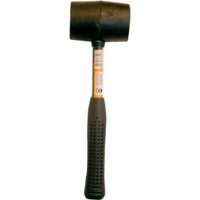 £5.95 • Buy Camping Caravanning Awning Rubber Mallet STEEL Handle 16oz Tent Peg Mallet