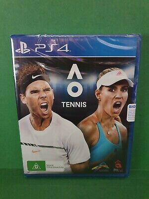 AU65 • Buy AO Tennis 🕹️  PS4 - BRAND NEW SEALED🕹️ FREE POST