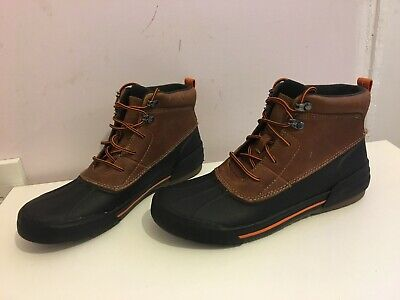 Clarks Genuine Leather Hiking Walking Womens Ladies Size 4.5 Boots Shoes Brown • 16£