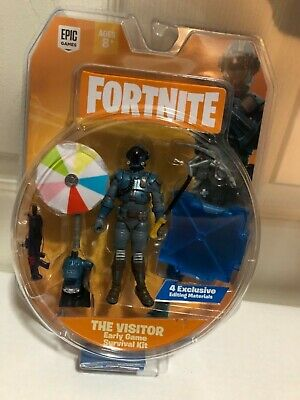 $ CDN13.54 • Buy The Visitor - Early Game Survival Kit - New Unopened  Fortnight Figure