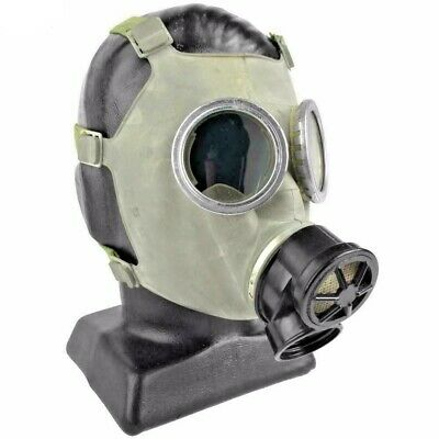 $49.21 • Buy Polish MC-1 Military Gas Mask 40mm Nuclear Biological Protection Size Medium NEW