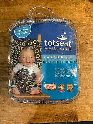Totseat Washable Highchair • 5£