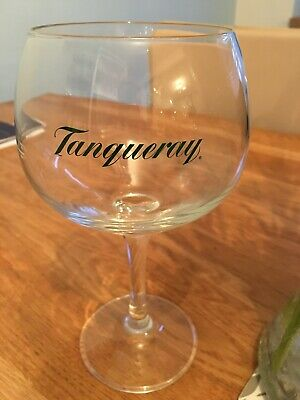 Gin Glass 'Tanqueray' Brand Balloon Shape Glass • 4.70£