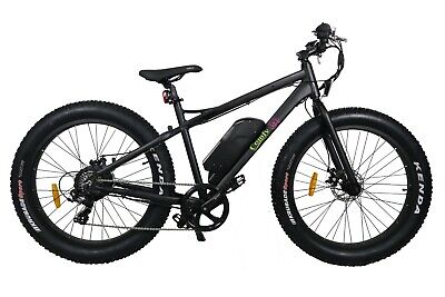 $1454 • Buy ComfyGO Wildcat E-Bike 26 Inch Fat Tire 500W Motor-Removable 48V 10.4AH Battery