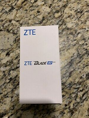 $45 • Buy Visible ZTE Blade A7  Android Smartphone