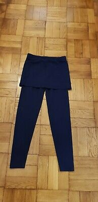 JOE BROWNS Navy Leggings And Skirt In 1 Size 8/10 VGC • 0.99£