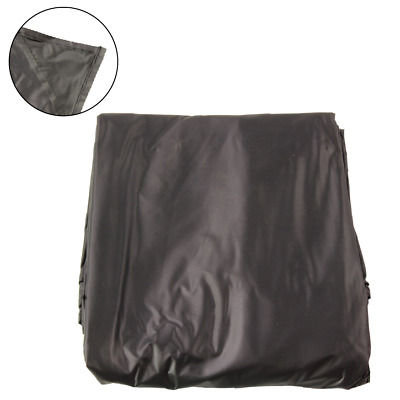 AU21.30 • Buy 7ft BLACK Nylon Weighted Pool Or Snooker Table Cover
