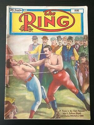 $22.99 • Buy The Ring Magazine (June, 1951) John L. Sullivan