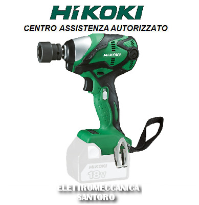 Screwdriver Impulso Lithium Battery WR18DSDL Volt 18 Only Machine Hikoki Hitachi • 185.54£