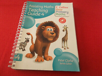 Collins New Primary Maths   Assisting Maths Teaching Guide 4  HOME SCHOOLING ?? • 5.50£