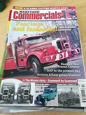 £2 • Buy Heritage Commercials Magazine October 2013 MBox724 Fearless And Fantastic!